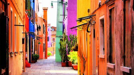 Психология цвета: семантические признаки цветов